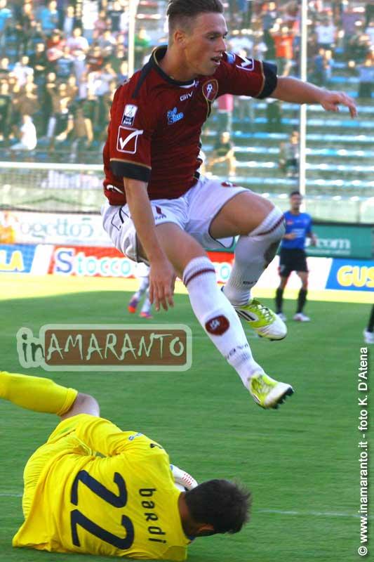 Ternana vs Reggina, le pagelle. Squadra senza mordente!