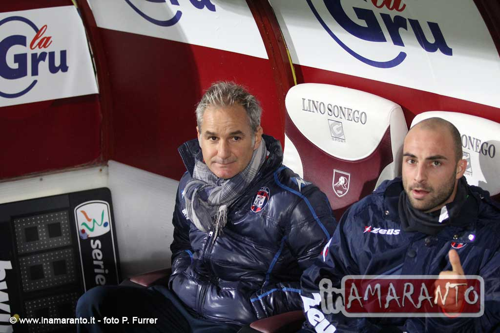 """Reggina-Crotone, il tecnico Drago: """"Per noi la salvezza è la vittoria del campionato"""""""