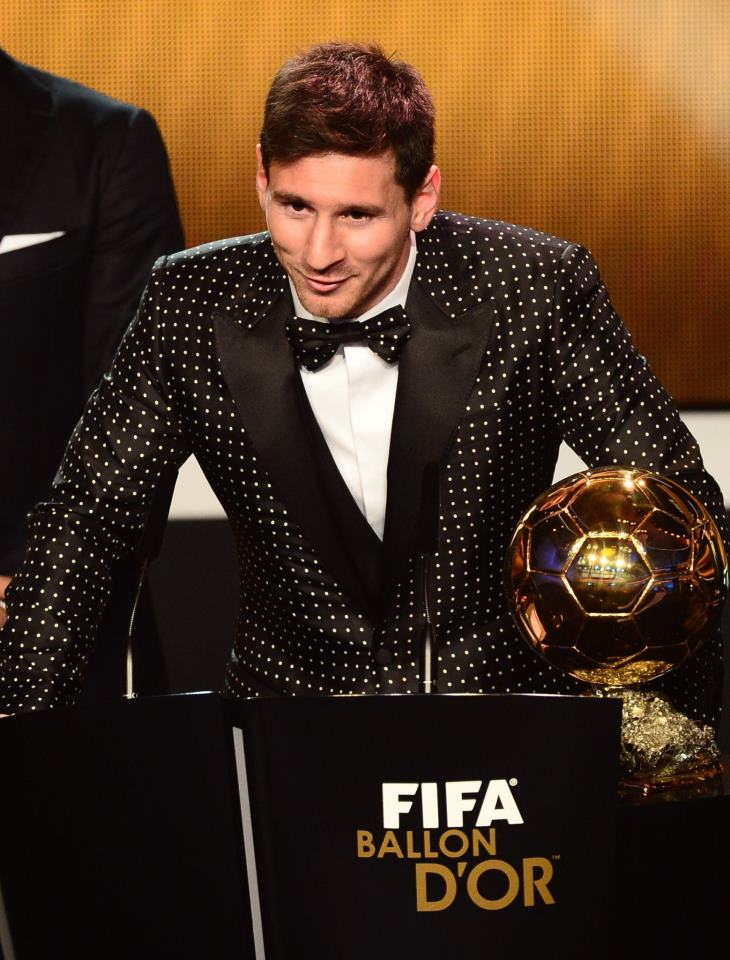 Lionel Messi nella storia col quarto Pallone D'Oro