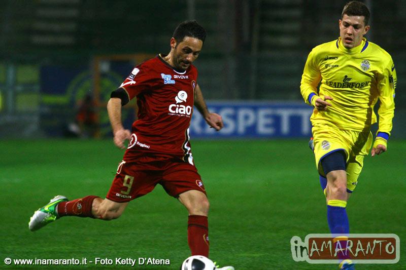 Lecce-Reggina [FINALE]: 2-0, Papini (28′), Miccoli (49′)