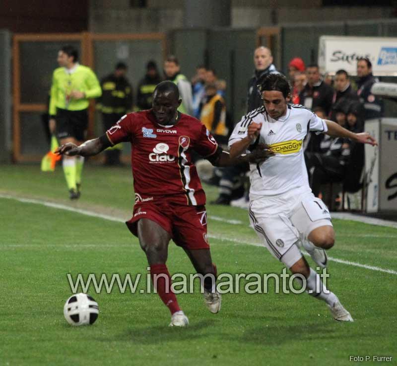 Reggina-Siena, la probabile formazione amaranto. Ballottaggio Cocco-Gerardi in attacco
