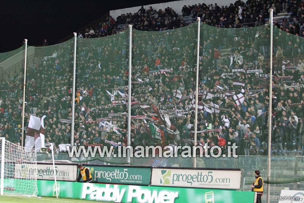 Verso Reggina-Messina: Orari biglietteria e prezzo dei biglietti