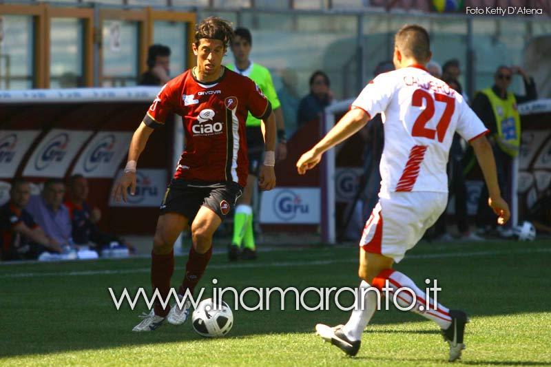 Calciomercato, Ufficiale: Ceduto Antonazzo alla Casertana