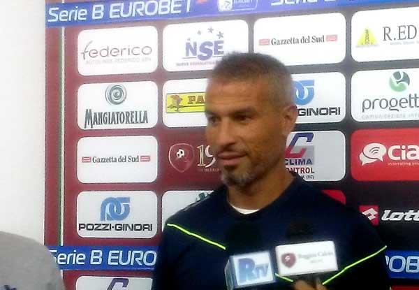 """Atzori: """"la Serie B è difficile, noi oggi abbiamo vinto di carattere"""""""