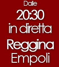 Reggina-Empoli (FINALE): 2-1, Gerardi (49′), Pucciarelli (64′), Foglio (85′). La Reggina torna a vincere