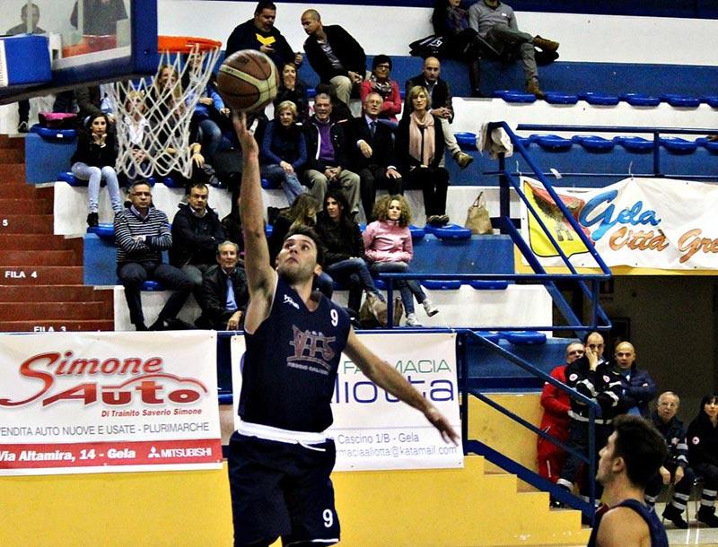 Basket DNC: La VIS espugna Gela e insegue il duo di testa