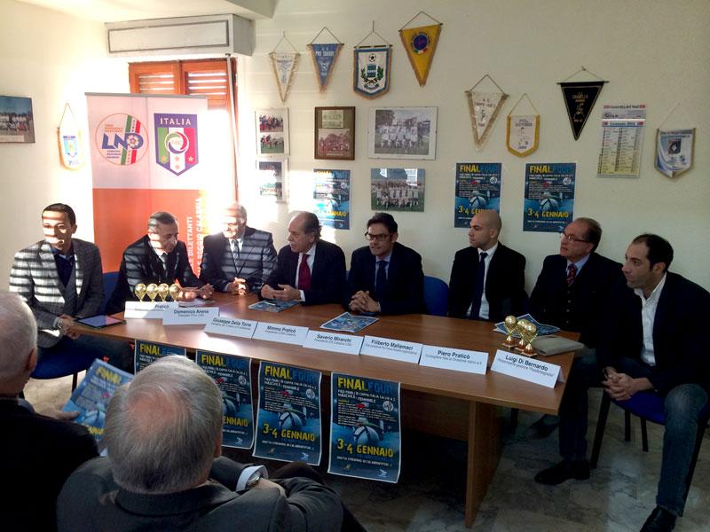 Calcio a 5: Final four a Reggio Calabria: domani le finali al PalaBotteghelle.