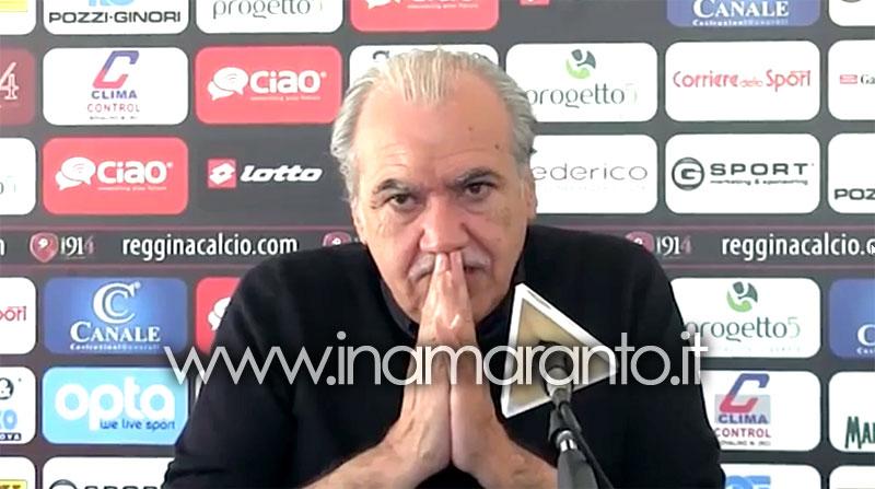 Serie B: Avellino-Reggina 3-0. Amaranto inconsistenti, in campo solo per obblighi di firma.