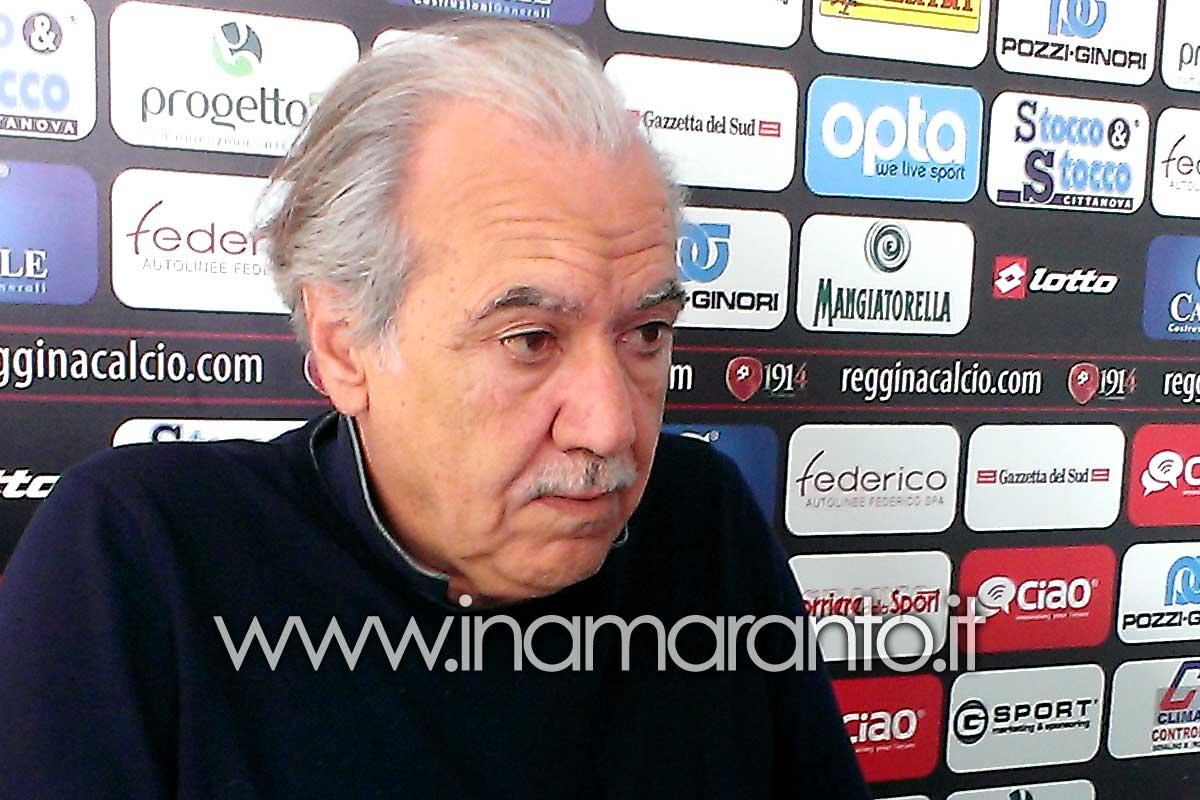 """Siena-Reggina: Sala stampa live. Foti: """"Vogliamo dimostrare la nostra serietà"""""""