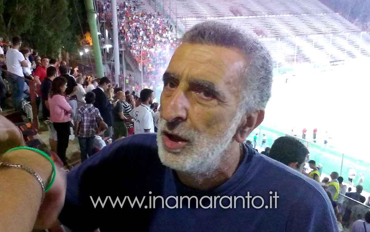 """Reggina-Messina, Renato Accorinti: """"Derby festa di sport che unisce nonostante gli sfottò"""""""