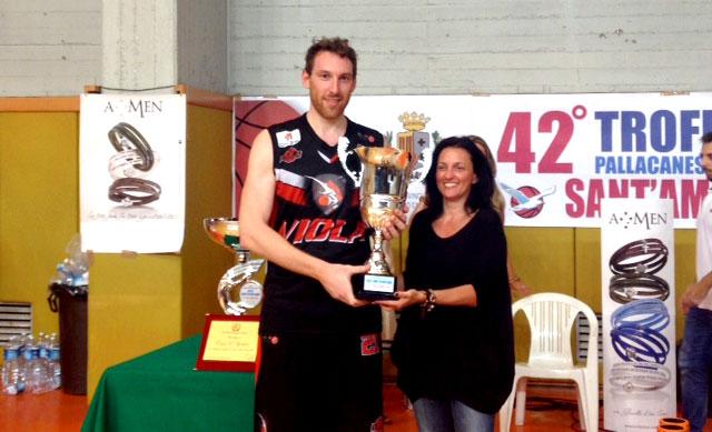 La Viola Reggio Calabria seconda al Torneo Sant'Ambrogio