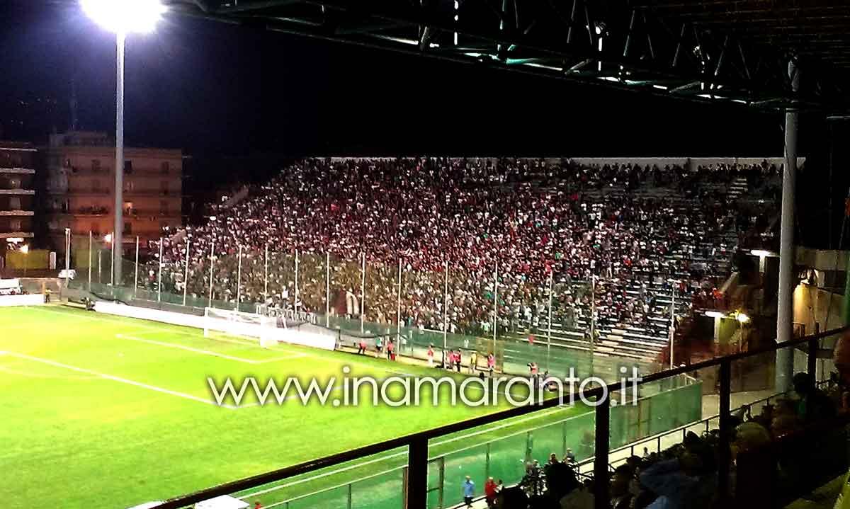 Reggina-Messina: è febbre derby