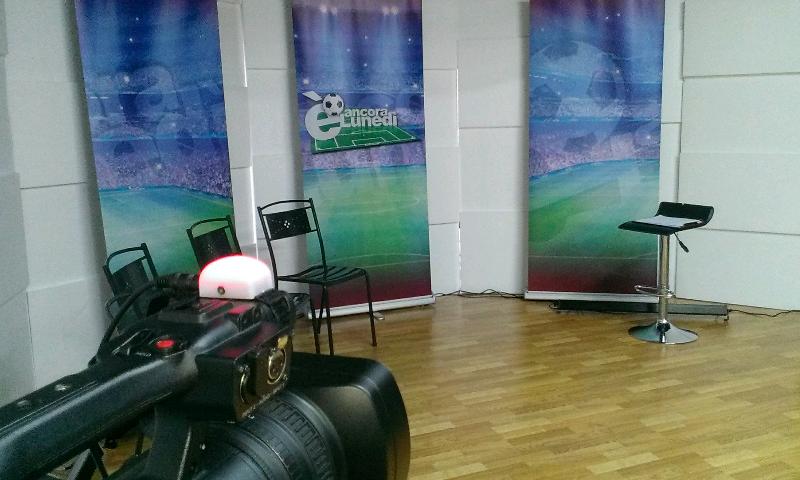 """InAmaranto.it a """"È Ancora Lunedì"""" la trasmissione sportiva di Esperia TV condotta da Gianni Citra"""