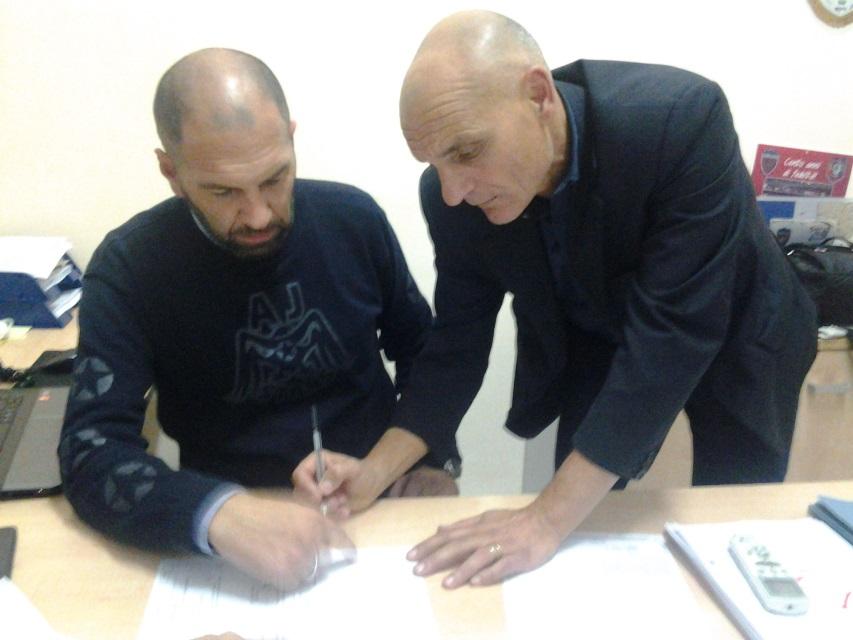 Qui Cosenza: Giorgio Roselli è il nuovo tecnico