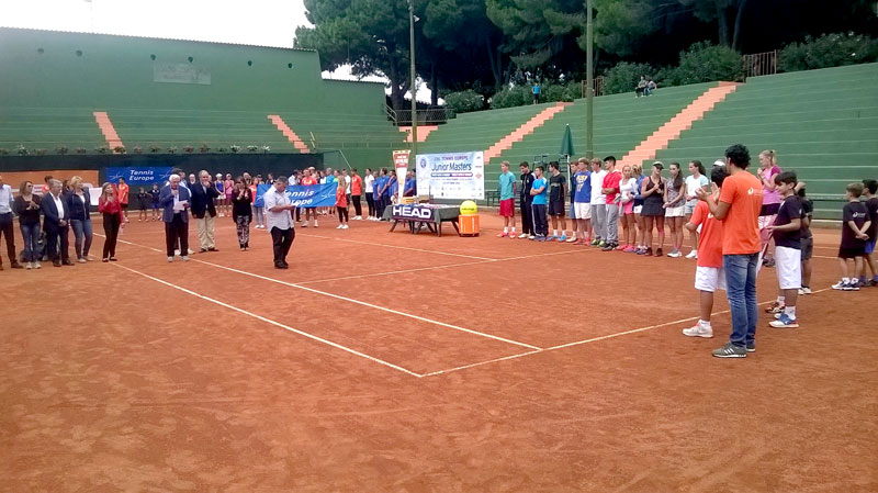 Tennis Europe Junior Masters 2014: vincono Valkusz, Kuhn, Miletic e Potapova