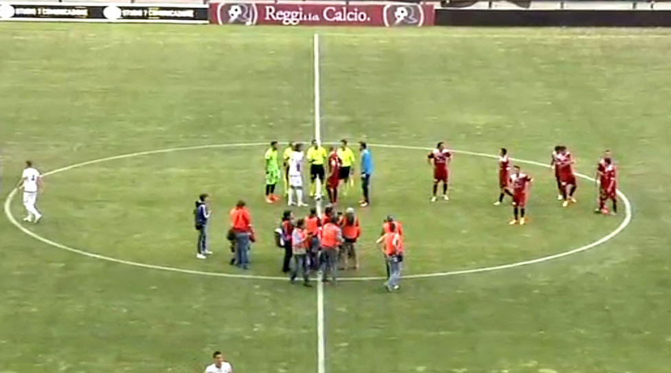 Playout Reggina-Messina: 1-0 Insigne (24′) FINALE!
