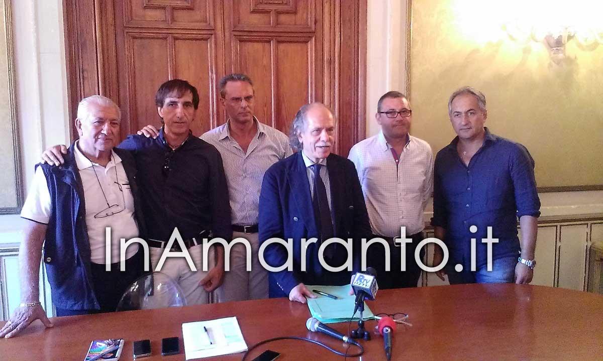 Reggina: Incontro a Palazzo San Giorgio tra Praticò e Falcomatà. Ecco gli imprenditori della cordata.