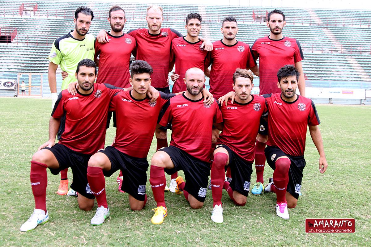 Coppa di Serie D: i convocati amaranto per Scordia-Reggina