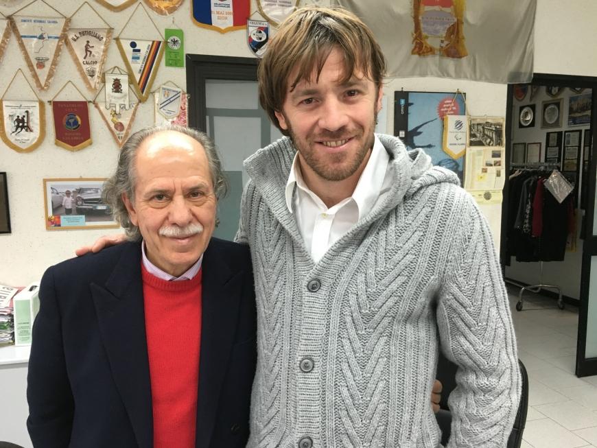 È Ivan Franceschini il nuovo vice di Cozza