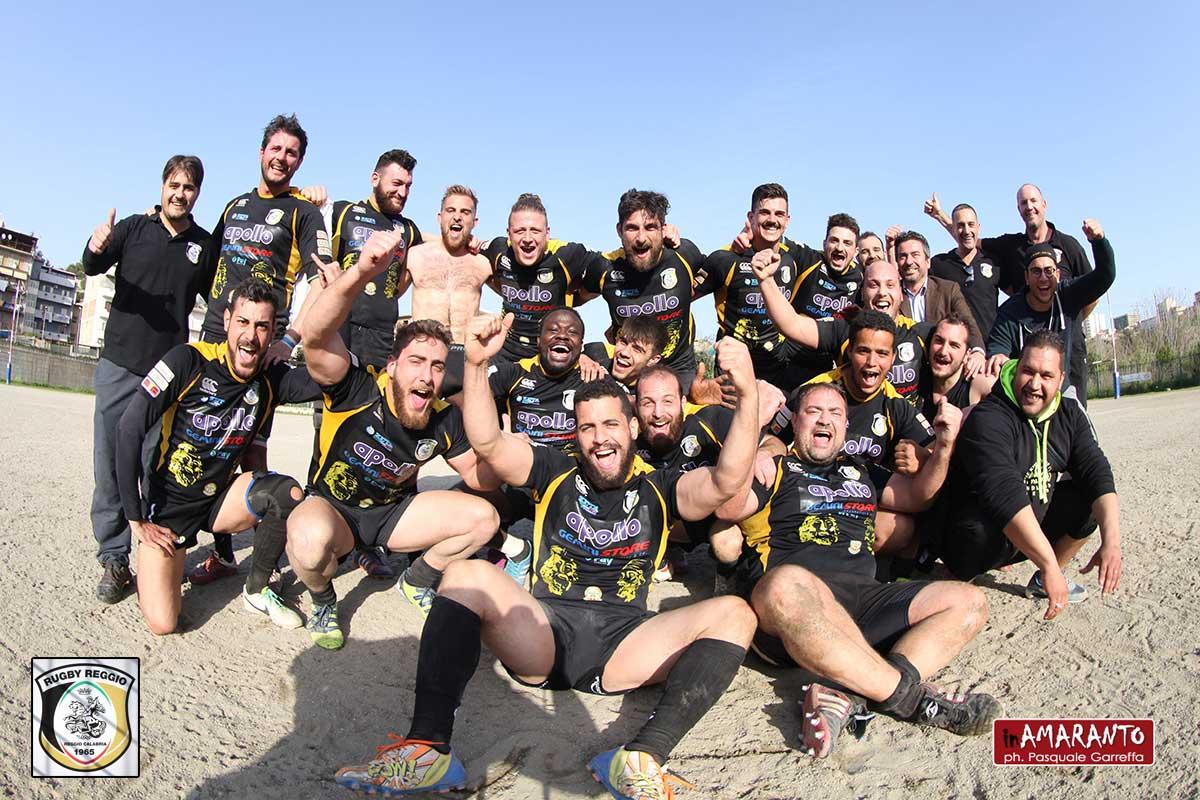 La Rugby Reggio suona la carica