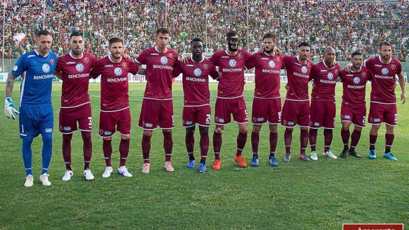 Reggina-Vibonese 2-0. Il film della partita