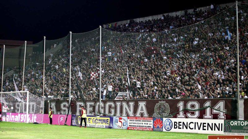 Reggina ad Ascoli ricordando le glorie passate del club bianconero