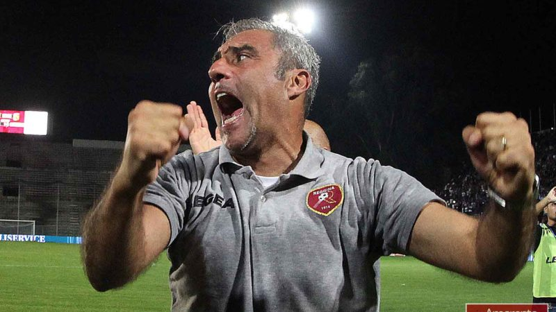 Reggina-Picierno 4-1 Amaranto in testa alla classifica