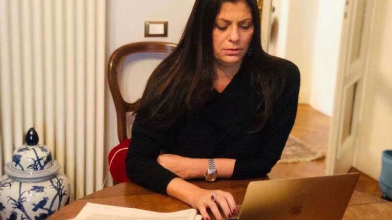 Scomparsa Jole Santelli: in Amaranto si unisce al cordoglio