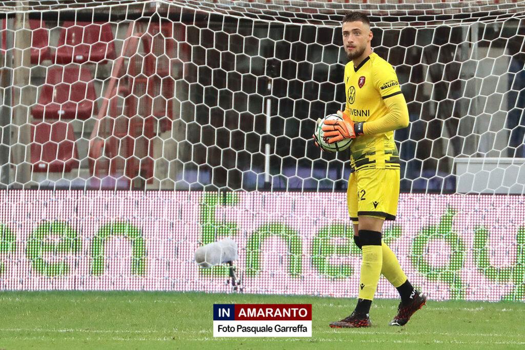 Reggina-Pescara 3-1 (Serie B - 03-10-2020) (Alessandro Plizzari)