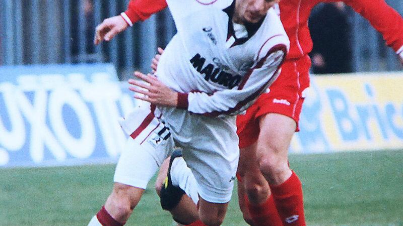 Reggina, a Monza nel 1999 il dolce riscatto contro la Cremonese
