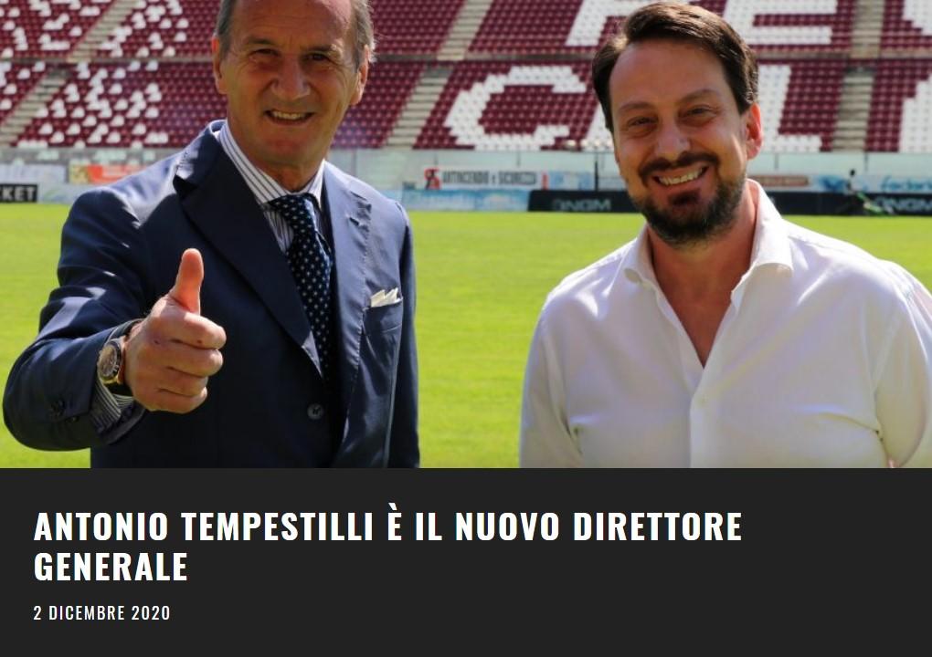 Antonio Tempestilli e Luca Gallo