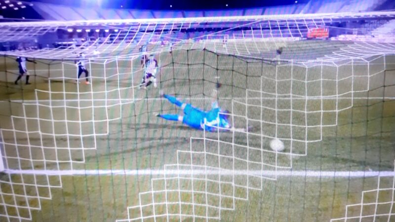 Ascoli-Reggina 0-1 al termine del primo tempo